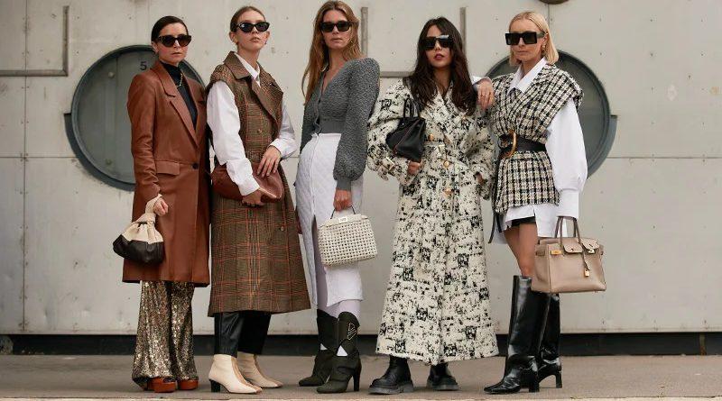 Модные тенденции осень-зима 2021-2022. Деловой стиль